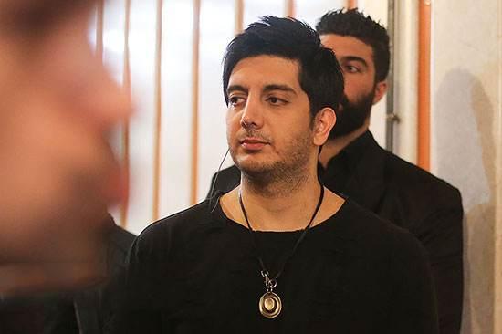 عکس های فرزاد فرزین در جشنواره موسیقی فجر