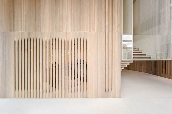 معماری و طراحی داخلی پنت هاوس لوکس در لبنان