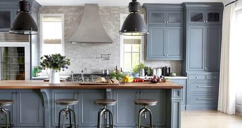 انتخاب بهترین رنگ ها برای دکوراسیون آشپزخانه
