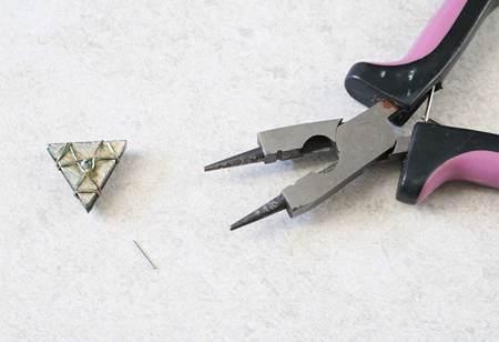 درست کردن پابند نگین دار برای خانم های جوان