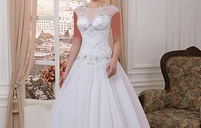 برترین مدل های زیبای لباس عروس زیبا 2017