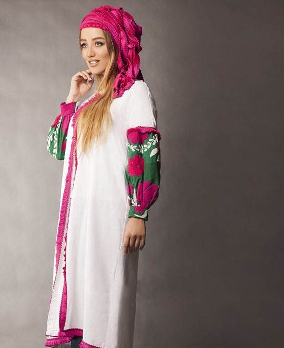 مدل مانتو عید نوروز 1396 -سری دوم