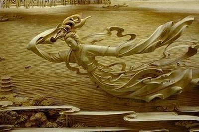 برترین آثار هنری چوب در تمام جهان را ببینید