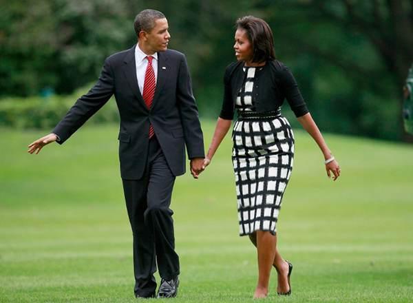 سبک مد و زندگی میشل اوباما بانوی محبوب آمریکا