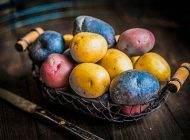 شرح فواید و ارزش غذایی سیب زمینی