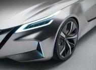 بررسی کامل جدیدترین خودرو نیسان V-Motion