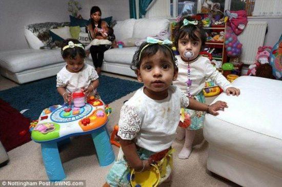 ماجرای 4 فرزند زنی که 17 بار سقط جنین داشت