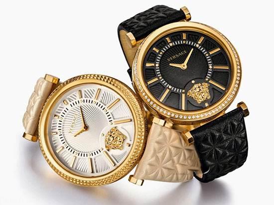 مدل های گران قیمت ساعت از برند Versace