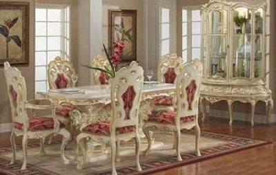 مدل های میز ناهارخوری سلطنتی لوکس و گران
