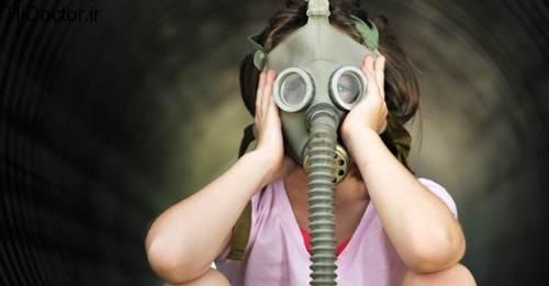 آلودگی های مرگبار برای کودکان را بشناسید