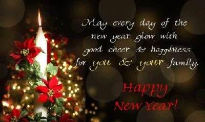 کارت پستال تبریک سال نو و کریسمس 2019