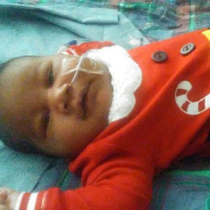 تولد نوزاد 6.5 کیلویی در آمریکا جنجالی شد