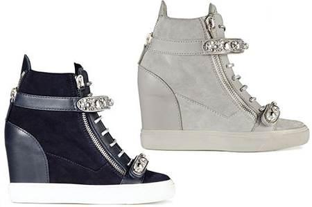 مجموعه بی نظیر از مدل های کفش جنیفر لوپز