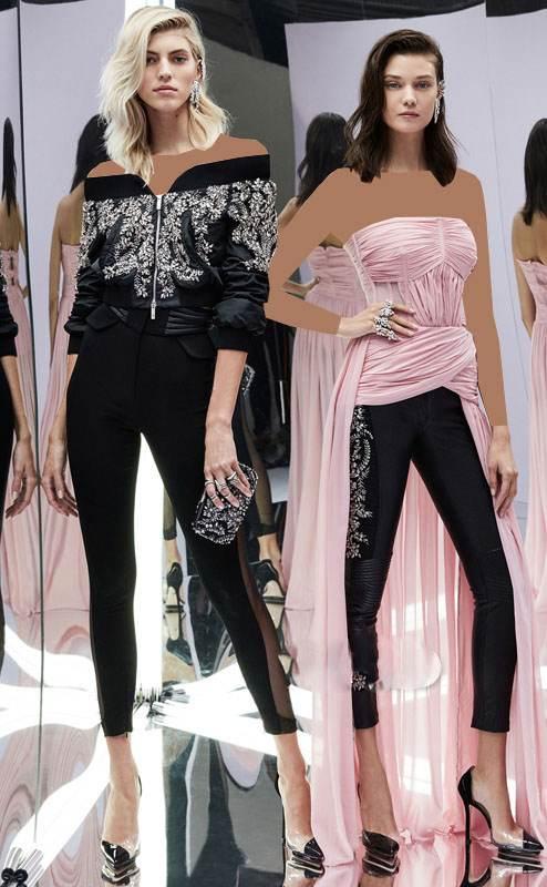 مدل های لباس مجلسی شیک برند Zuhair Murad