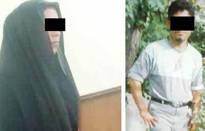 زن شوهردار در آغوش مرد غریبه خوابید و همسرش را خفه کرد