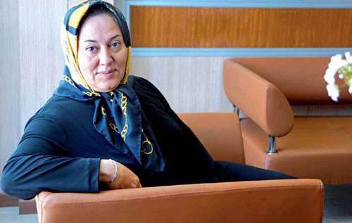 مصاحبه جالب با فاطمه مقیمی از پولدارترین زنان ایران