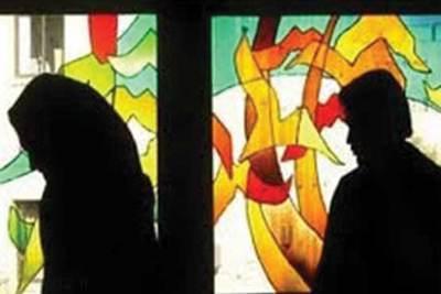 همخوابی پریسا زن شوهر دار با معشوقه سابق اش