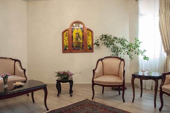 نگاهی به دکوراسیون خانه کلاسیک بانو نصرالله زاده