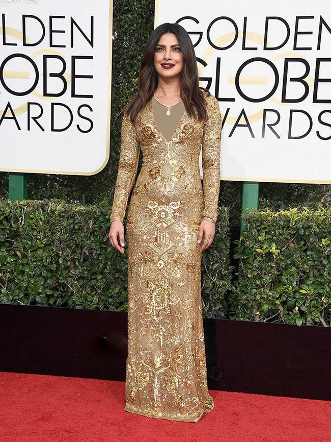 زیباترین مدل های لباس بازیگران زن گلدن گلوب 2017