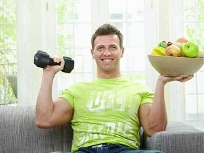 هماهنگی ورزش و تغذیه و نتایج عالی برای شما