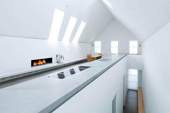 نگاهی به طراحی داخلی فوق العاده ویلای والش