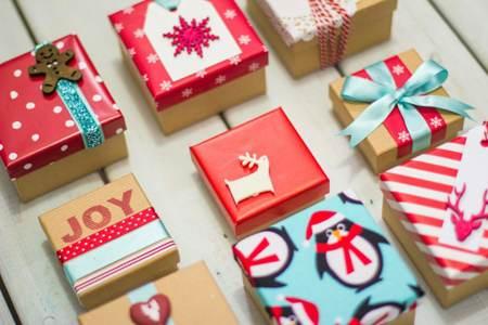بهترین ایده های خلاقانه برای تزیین هدیه سال نو