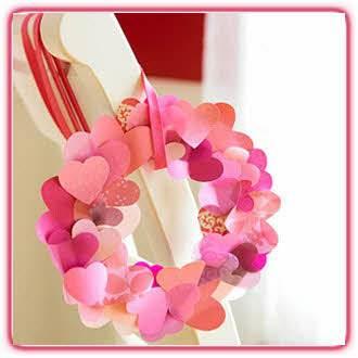 انواع نمونه کاردستی های زیبا و عاشقانه روز ولنتاین