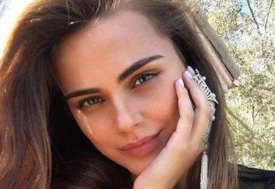 کاری که مدل جذاب روس با پیرمرد مورد علاقه اش انجام داد