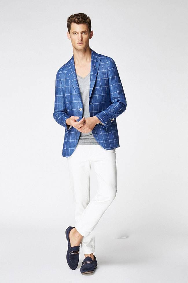 انواع مدل های لباس مردانه شیک CarolinaHerrera