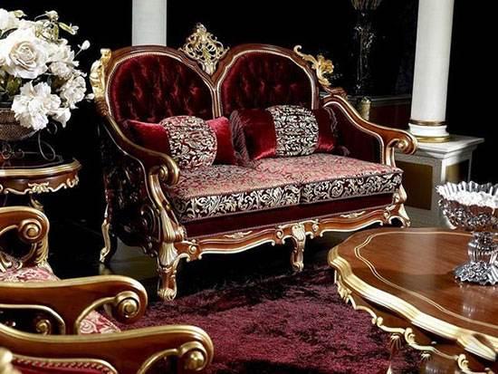 مدل مبل های سلطنتی مخصوص لوکس پسندها