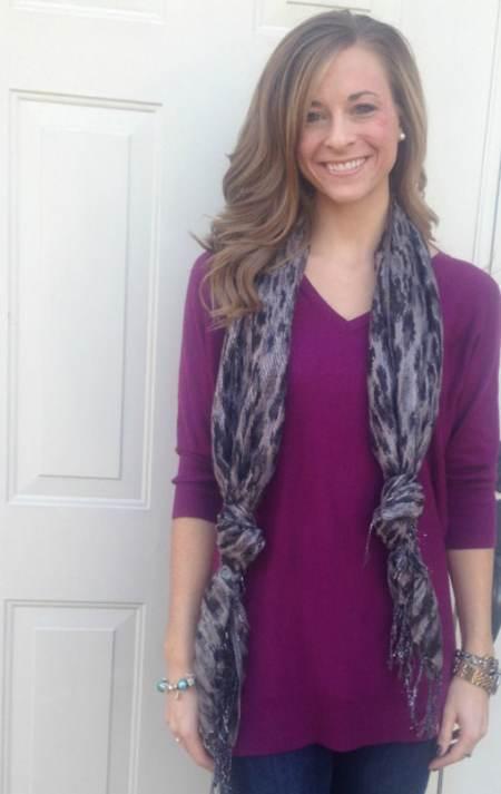 5 آموزش تصویری برای بستن شال زیبای زنانه