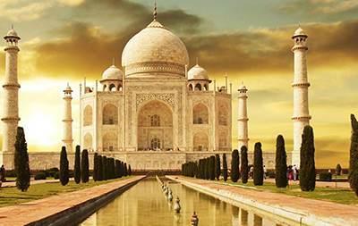 تاج محل معجزه معماری شاه جهان در هندوستان