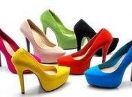 راهنمای انتخاب کفش پاشنه بلند خانم ها