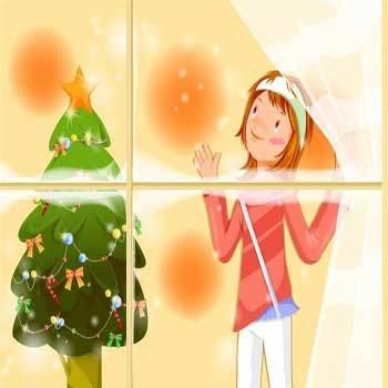 مجموعه کارت پستال های تبریک کریسمس 2017