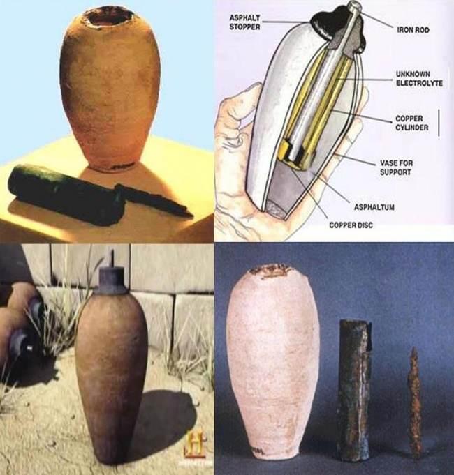 مرموزترین اشیای باستانی که تاکنون کشف شده اند