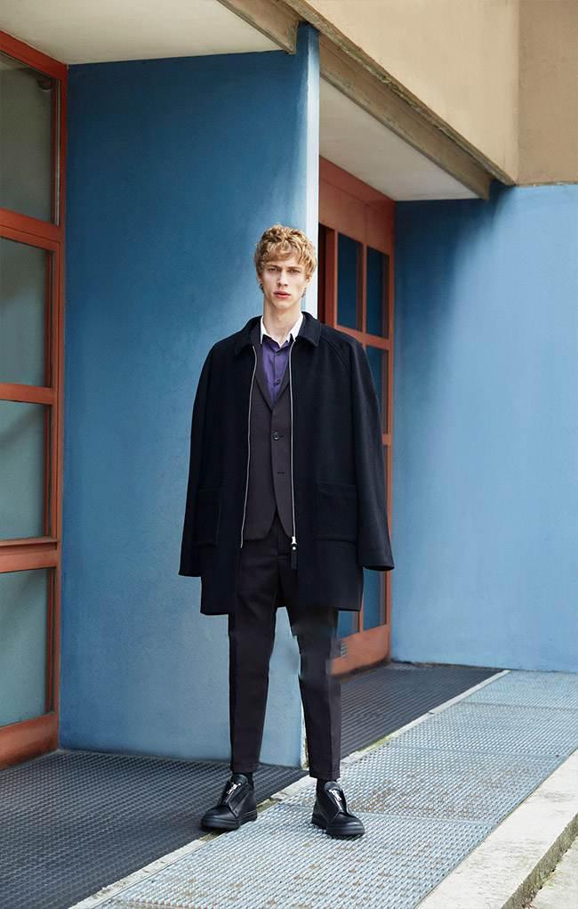 مدل های لباس زمستانی مردانه 99 - 2020