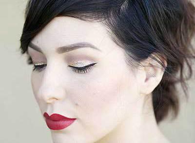 مدل های آرایش چشم برای مجالس شبانه