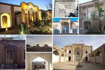 مروری بر خانه های قدیمی معروف ایرانی
