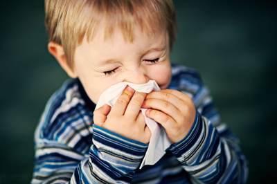 روش های موثر درمان سرماخوردگی در کودکان