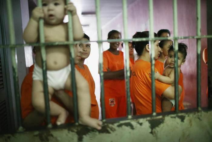 خطرناک ترین زندان دنیا را در برزیل ببینید