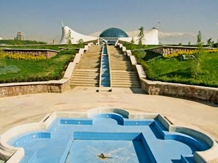 نگاهی به بوستان نوروز در عباس آباد تهران