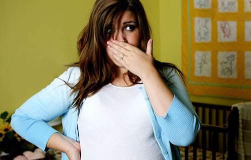 تشریح اوضاع مادر و جنین در سه ماه اول بارداری