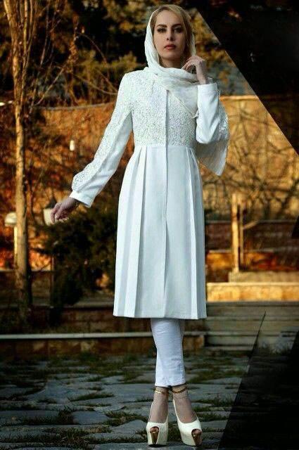 انواع مدل های مانتو بهاره برای عید نوروز 96