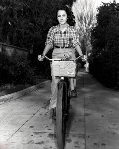 عکس های دیده نشده از الیزابت تیلور ستاره هالیوود