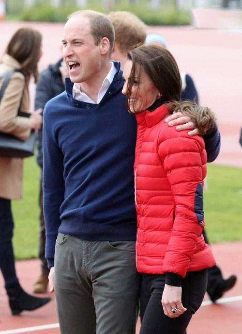مسابقه جنجالی بین کیت میدلتون و شاهزاده ویلیام