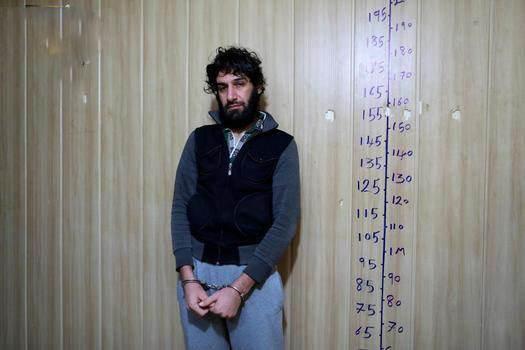این تروریست داعشی به 200 دختر ایزدی تجاوز کرده