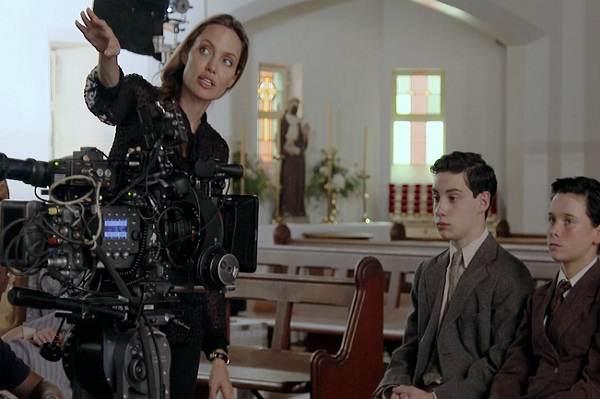 اکران فیلم جدید آنجلینا جولی در کامبوج