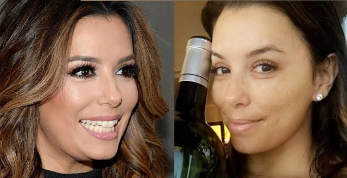 سوپراستارهای زن دنیا بدون آرایش چگونه هستند؟