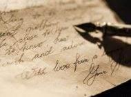 نامه نگاری سنتی که همیشه زنده است