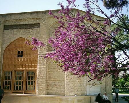 سفر به باغ زیبای جهان نما در شهر شیراز